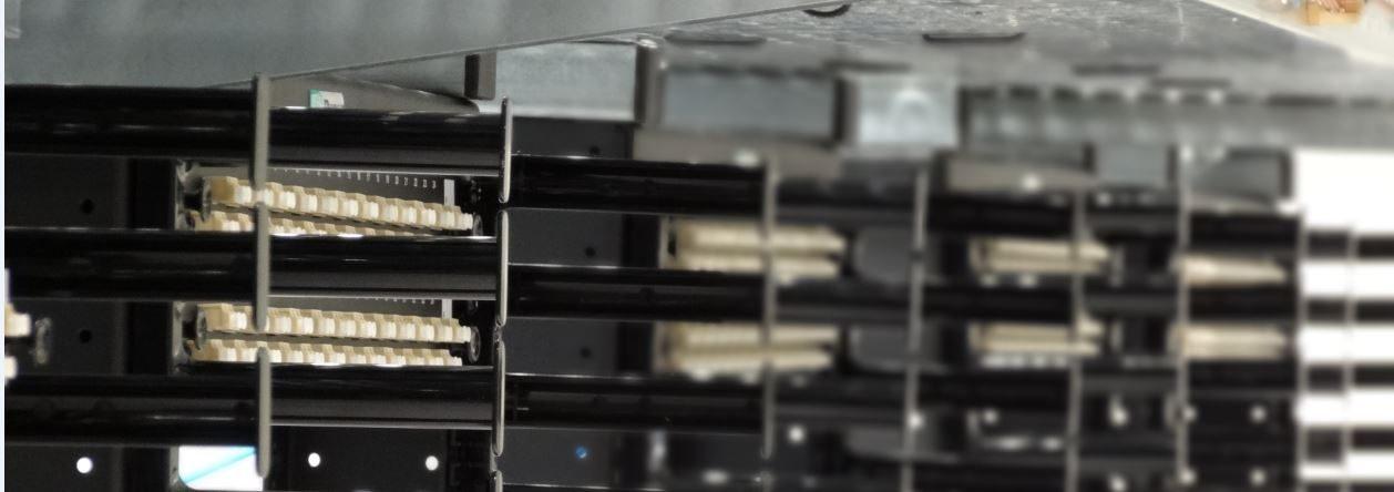 Aménagement urbanisation datacenter salle informatique
