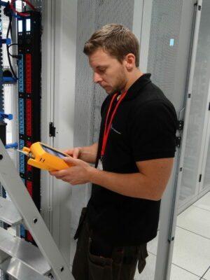 aménagement teste câblage