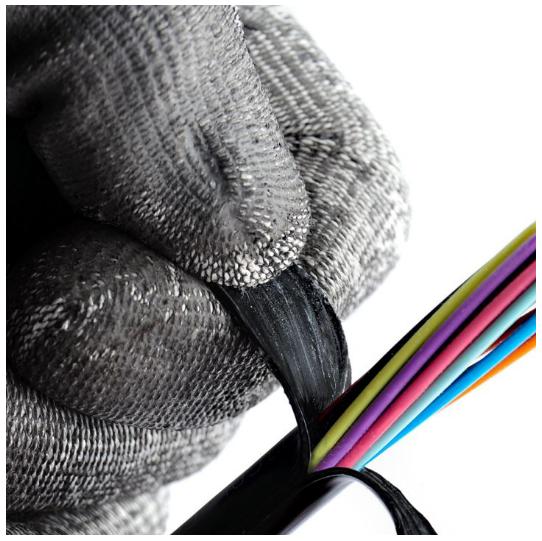Corning câble fibre optique