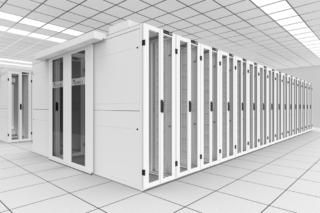 Corridor Minkels confinement datacenter