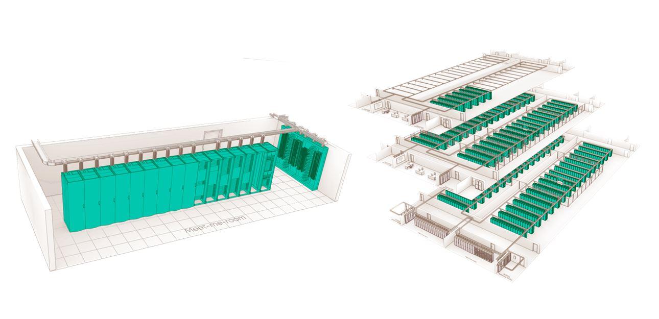 Meet-Me-room-datacenter-Huber+Suhner-Ingenova