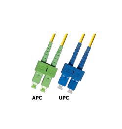 Connecteur APC vs UPC